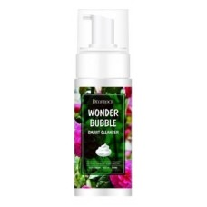 Пенка для умывания и снятия макияжа Deoproce Wonder Bubble Smart Cleanser, 150 мл.