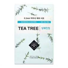 Тканевая маска для лица Etude House Therapy Air Mask Tea Tree, 20 мл