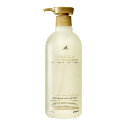 Шампунь против выпадения волос La'dor Dermatical Hair Loss Shampoo, 530 мл