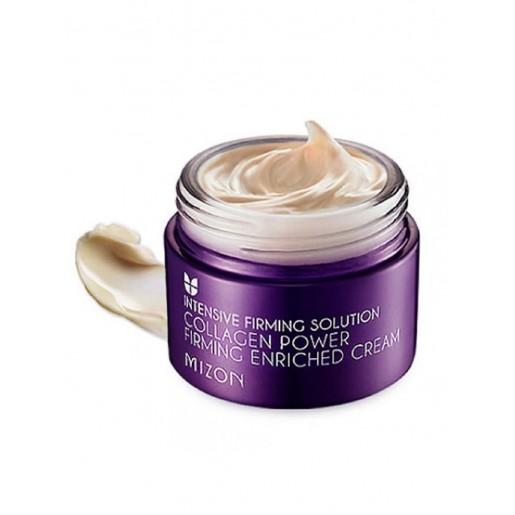 Коллагеновый крем для лица питательный Mizon Collagen Power Firming Enriched Cream, 50 мл