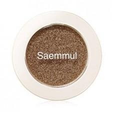 Тени для век мерцающие The Saem Saemmul Single Shadow (Shimmer) YE01, 2 гр.