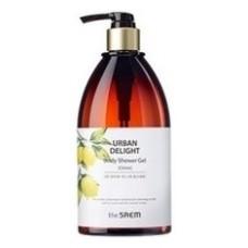 Гель для душа The Saem Urban Delight Body Shower Gel Citron, цитрус, 400 мл.