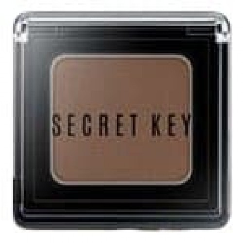Тени для век моно Secret Key Fitting Forever Single Shadow Moment Beige Brown, 3,8 гр.