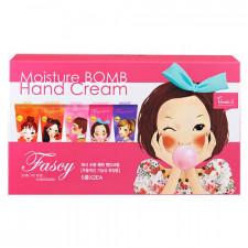 Крем для рук набор Fascy Moisture Bomb Hand Cream 10set, 10 шт. х 80 мл