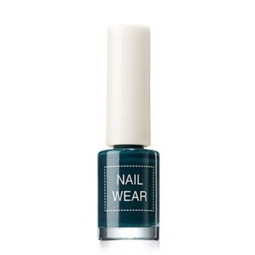 Лак для ногтей Nail Wear 27 Deep Khaki, 7 мл
