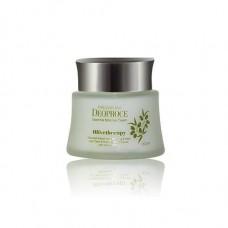 Крем увлажняющий Premium Deoproce Olivetherapy Essential Moisture Cream, 60 мл