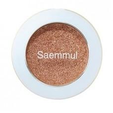 Тени для век кремовые The Saem Saemmul Single Shadow (Paste) PK01 The Rose, 1,8 гр.