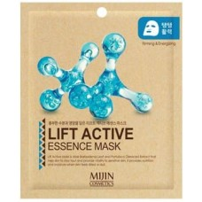 Тканевая маска для лица лифтинг эффект Mijin Lift Active Essence Mask, 25 гр.