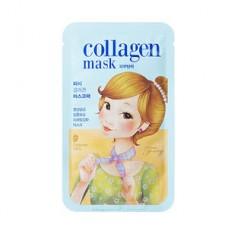 Тканевая маска для лица Fascy Scarf Tina Collagen Mask, 26 гр.