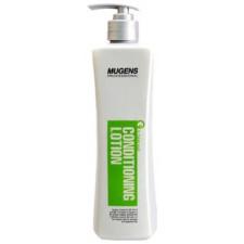Бальзам для всех типов волос Welcos Mugens Conditioning Lotion, 500 гр.