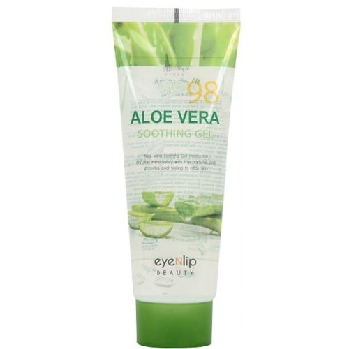 Гель для тела Eyenlip Aloe Vera Soothing Gel с алое 98%, 100 мл