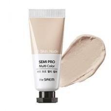 Универсальный цветной пигмент The Saem Semi Pro Multi Color 10 Skin Nude, 5 мл.