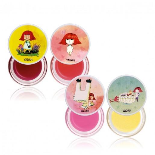 Тинт-бальзам для губ Yadah Lip Tint Balm Cherry Red, 4,7 гр.