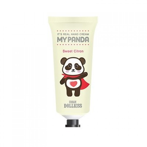 Крем для рук Baviphat It's Real My Panda Hand Cream 03 Sweet Citron, 30 гр.