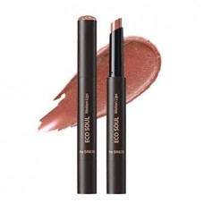 Помада для губ The Saem Eco Soul Motion Lips Bono Beige, 2 гр.