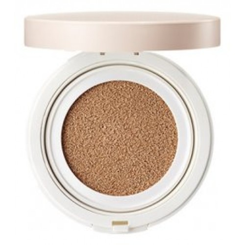 Основа-крем сияющая The Saem Saemmul Aqua Glow Cushion Natural Beige, 15 гр.