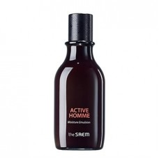 Эмульсия для мужской кожи увлажняющая The Saem Active Homme Moisture Emulsion, 160 мл.