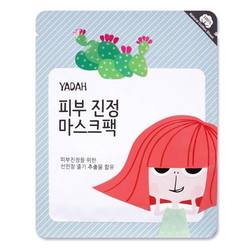Маска для лица на тканевой основе Yadah Soothing Mask Pack, 25 гр.