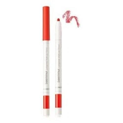 Карандаш для губ The Saem Saemmul Longwear Multi Lip Pencil OR01 Blood Orange, 0.25 гр.