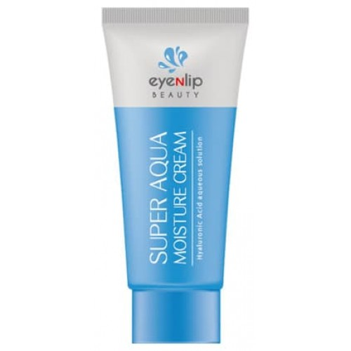 Увлажняющий крем для лица Eyenlip Super Aqua Moisture Cream с гиалуроновой кислотой, 45 мл