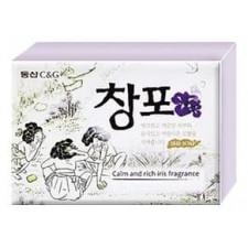 Мыло туалетное CLIO New Iris Soap, 100 гр.