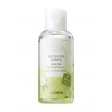 Средство для снятия макияжа с глаз и губ Healing Tea Garden Green Tea Lip & Eye Remover, 150 мл