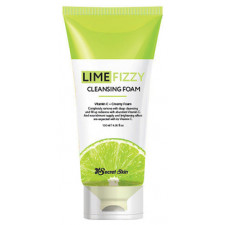 Пенка для лица Secret Skin Lime Fizzy Cleansing Foam, 120 мл