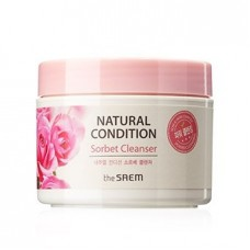 Щербет очищающий The Saem Natural Condition Sorbet Cleanser, 100 мл