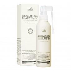 Укрепляющий тоник для волос и кожи головы La'dor Dermatical Scalp Tonic, 120 мл