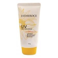 Крем для лица солнцезащитный Deoproce UV Daily Sun Cream SPF41 PA+++ , 70 гр.