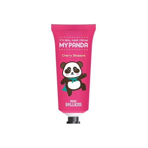 Крем для рук Urban Dollkiss It's Real My Panda Hand Cream Cherry Blossom, 30 гр.