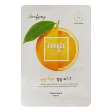 Маска для лица очищающая Kwailnara Orange Purifying Facial Mask, 23 мл