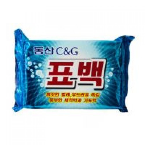 Мыло хозяйственное CLIO Bactericidal Bleaching Soap, 230 гр.