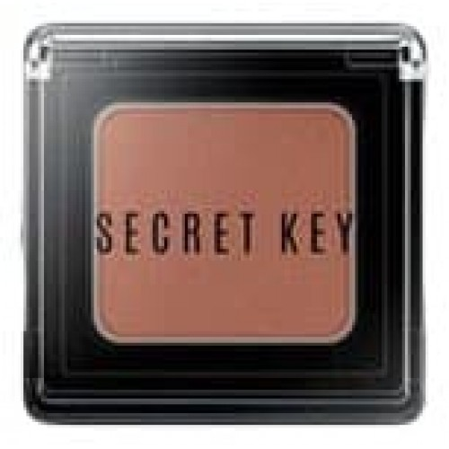 Тени для век моно Secret Key Fitting Forever Single Shadow Sweet Coral Pink, 3,8 гр.