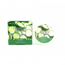Крем для лица и тела Deoproce Natural Skin Cucumber Nourishing Cream, 100 гр.
