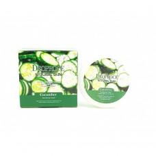 Крем для лица и тела Deoproce Natural Skin Cucumber Nourishing Cream, 100 гр.