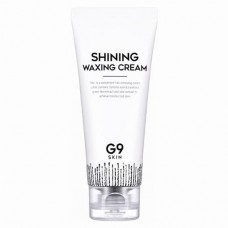 Крем для депиляции G9SKIN Shining Waxing Cream, 100 гр.