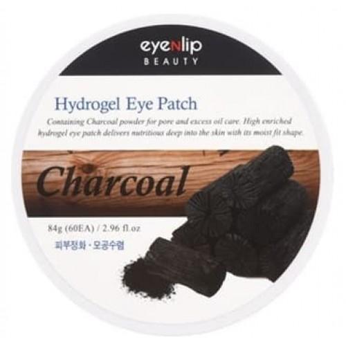 Гидрогелевые патчи для глаз Eyenlip Charcoal Acid Hydrogel Eye Patch, 60 шт.