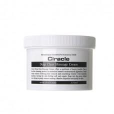 Очищающий массажный крем Ciracle Deep Clear Massage Cream, 225 мл
