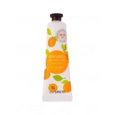 Крем-гель для рук The Saem Perfumed Hand Clean Gel Sugar Peach