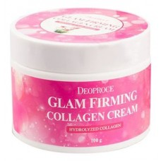 Подтягивающий крем для лица Deoproce Moisture Glam Firming Collagen Cream, 100 мл