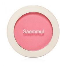 Румяна The Saem Saemmul Single Blusher PK04 Rose Ribbon, 5 гр.