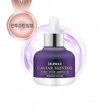 Сыворотка для лица Deoproce Caviar Shining Turn Over Ampoule, 30 мл