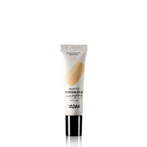 BB крем-консилер Yadah Silky Fit Concealer BB Powder Brightening, 10 мл