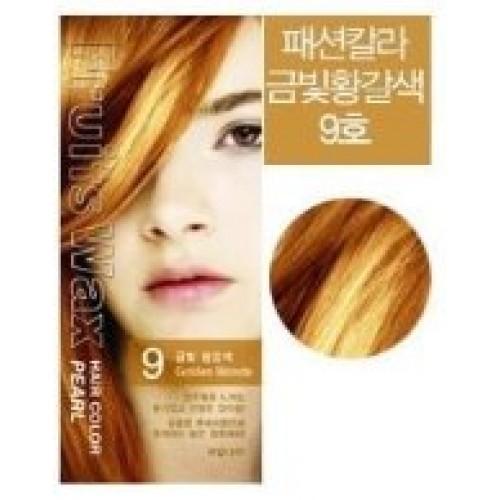Краска для волос Fruits Wax Pearl Hair Color 09, 60 гр.