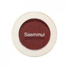 Тени для век мерцающие The Saem Saemmul Single Shadow (Shimmer) RD06, 2 гр.
