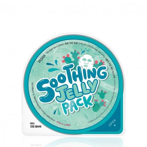 Маска-патч для лица Yadah Soothing Jelly Pack, 33 мл
