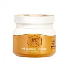 Крем-маска для век Etude House Honey Cera Eye Pack Cream, 28 мл