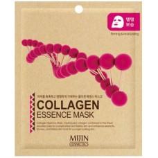 Тканевая маска для лица Mijin Collagen Essence Mask с коллагеном, 25 гр.