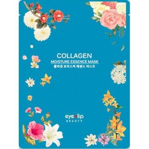 Тканевая маска для лица Eyenlip Collagen Oil Moisture Essence Mask, 25 мл